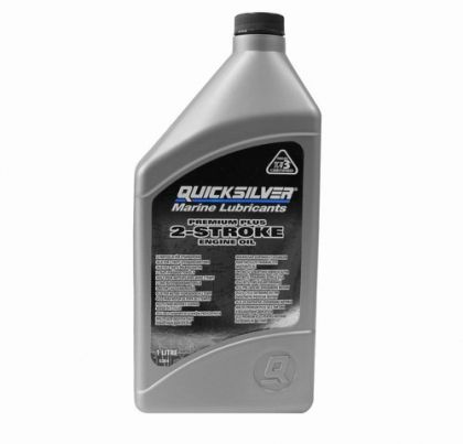 PREMIUM PLUS 2-CYCLE OUTBOARD OIL-1L — 858026QB1 QSR